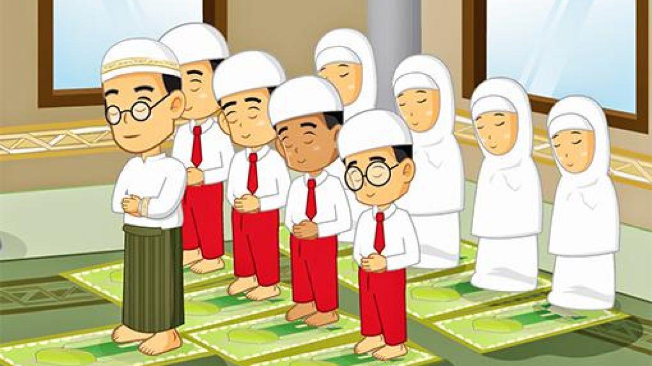 Gambar Animasi Anak Muslim Pergi Sholat 14 Cara Mengatasi Keraguan Dalam Shalat Dalamislam Com