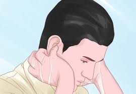 membasuh telinga saat wudhu