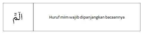Mad Lazim Musyabba' Harfi